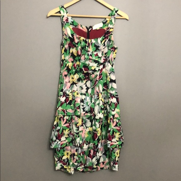 Anthropologie Dresses & Skirts - Anthropology Ruffle front dress